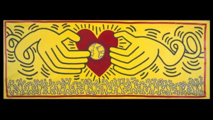 KEITH HARING, THE MESSAGE 2/6 - Acculturation