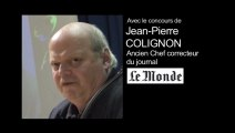 Dictée européenne des lycées - édition 2013, Jean-Pierre COLIGNON