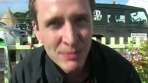 Hard Fi interview at Glastonbury 2011 with Virtual Festivals