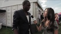 Loick Essien interview at Wireless Festival 2011 with Virtual Festivals