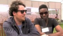 Metronomy interview at Wireless Festival 2011 with Virtual Festivals