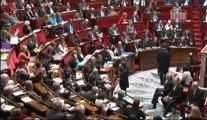 [ARCHIVE] Lutte contre le décrochage scolaire : réponse de Vincent Peillon à la députée Florence Delaunay lors des questions au Gouvernement à l'Assemblée nationale, mardi 16 avril 2013
