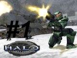 Halo en mode légendaire, partie 1 : Ces morts débiles....