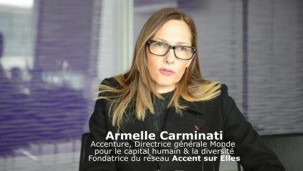 Armelle Carminati : Conseils pour lancer un réseau féminin