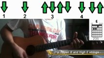 How To Play Here's To Never Growing Up Chords Avril Lavigne Guitar Tutorial Lesson