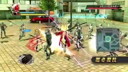 Second trailer de Kamen Rider : Battride War Genesis