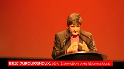 INTERVENTION D'ERIC DUBOURGNOUX