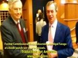 """Nigel Farage : """"Cette Union européenne est le nouveau communisme"""""""