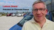 Interview Ludovic Dirand, Président de Chevrolet France
