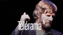 Bertrand Belin en Télérama Répèt' Session 1/2 : Sous les pas