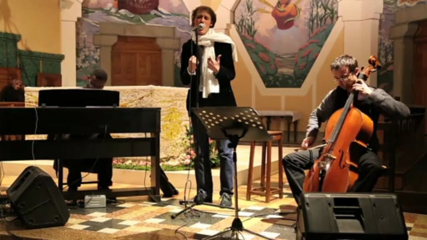 """""""Vivre d'Amour"""" Grégory Turpin live"""