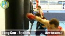 Boxe libre Viet Rennes - Arts martiaux - Viet Vo Dao - Self Defense - Minh Long
