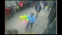 Surveillance Video Suspects Boston Bombings