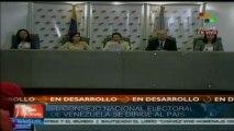 Poder Electoral venezolano aprueba revisar todos los votos