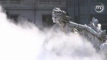 Les nymphes dans la brume...une oeuvre inédite de Fujiko Nakaya