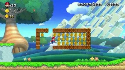 New Super Mario Bros on Wii U