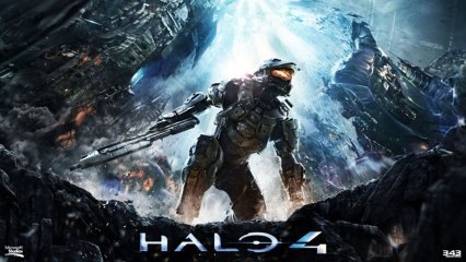 First look at HALO 4