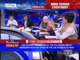 The Newshour Debate: Do political parties feel threatened by Narendra Modi? (Part 2 of 2)