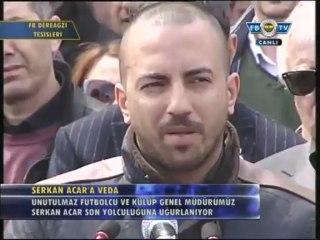 Serkan Acar'ın eşi (Zeynep Değirmencioğlu) ve oğlunun (Volkan Acar) konuşması
