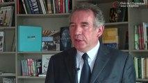 """François Bayrou : """"l'exhibitionnisme de patrimoine me laisse indifférent"""""""