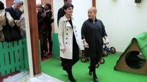 Najat Vallaud-Belkacem est pour l'égalité des sexes en entreprise