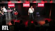 Titoff en live dans le Grand Studio Humour RTL présenté par Laurent Boyer