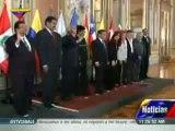 Unasur ratificó su respaldo al presidente Nicolás Maduro