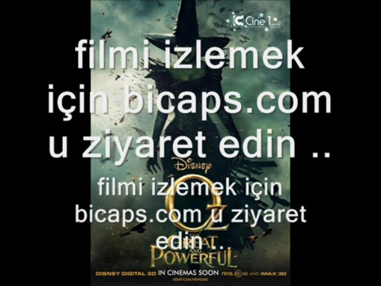 Muhteşem ve Kudretli Oz | 720p Türkçe Altyazılı HD İzle