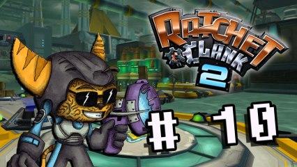 Ratchet & Clank 2 (Trilogy HD) - 10/Planète Dobbo