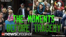 Chilling Photo Shows Final Moments of 8 Year Old Marathon Bombing Victim's Life