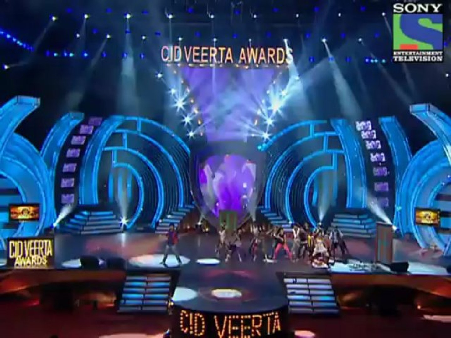 CID Veerta Awards 2013 - 14th April 2013 Part 1
