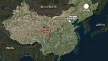 Chine:Un séisme fait au moins 28 morts dans la province...