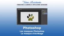 Les masques Photoshop - Le masque d'écrêtage (3/3)