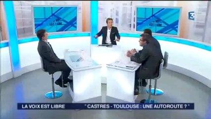 Autoroute Castres Toulouse: le débat qui prépare les alternatives