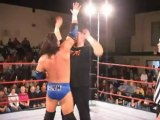 NWA World Tag Team Title Match: Team 3D (Brother Ray & Devon) vs. America's Most Wanted (Chris Harris & James Storm) (c)