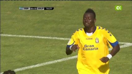Xerez- UD Las Palmas - Vídeos de 2012/2013 de la UD Las Palmas