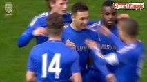 [www.sportepoch.com]Highlights - FA Youth Cup semi-final Liverpool 0-2 Chelsea