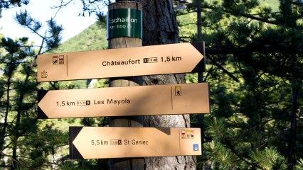 Châteaufort - Le Ravin de Terre Basse - HD 720