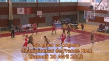 N1 Sorgues  vs Cognac