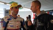 Interview Vincent Philippe - Après course - Bol d'Or 2013