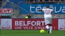 But Cheick DIABATE (78ème) - FC Sochaux-Montbéliard - Girondins de Bordeaux (2-2) - saison 2012/2013