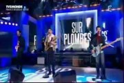 B.B. Brunes - Coups Et Blessures - In Live  - Le 19 -04 -2013 -