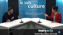 Le talk culture Marsactu : Pierre-Alain Etchegaray, directeur du Cabaret Aléatoire