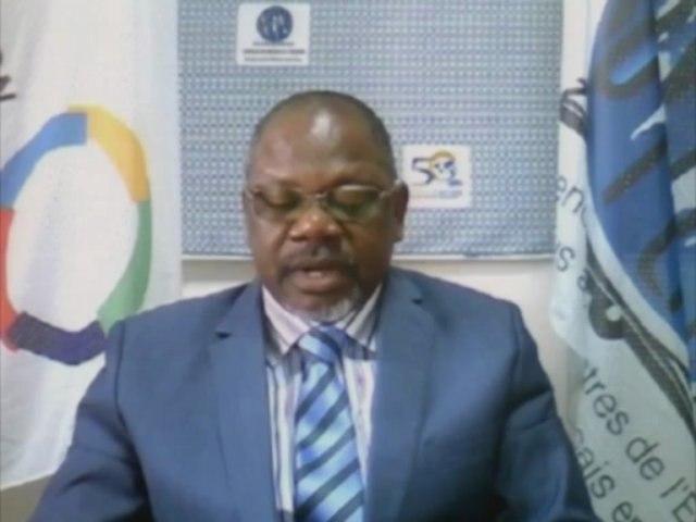 Ouverture des 3e Assises de l'EEDD - Message de Jacques Ki Boureima