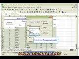 Tutoriel EXCEL 2003: Cours N°22 Trier des données