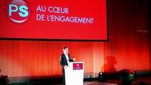Discours de Paul Magnette - Congrès PS du 21 avril 2103