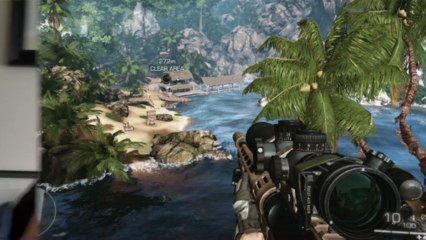 Sniper Ghost Warrior 2 Gameplay Review Lets Play HD PC PS3 XBOX 360
