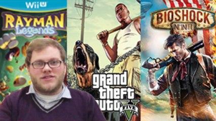 Top Games of 2013