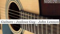 Cours guitare : jouer Jealous Guy de John Lennon - HD