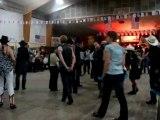 régis qui danse sur la chanson WALK OF LIFE.  bal country samer le 20.04.2013